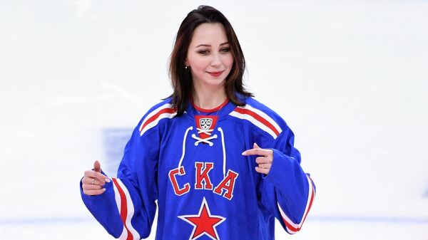 Хоккей. КХЛ. Матч СКА - Локомотив