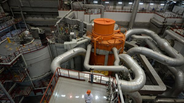 На Белоярской атомной электростанции