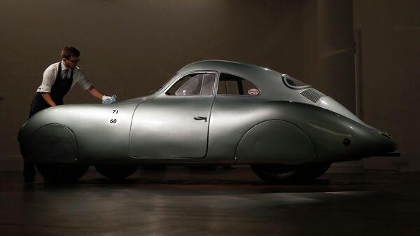 Porsche Type 64 1939 года, личный автомобиль немецкого автомобильного дизайнера и производителя Фердинанда Порше