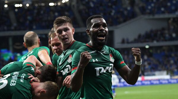 Игроки ФК Локомотив