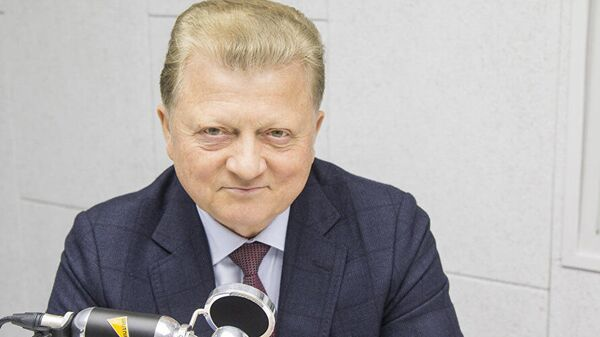 Председатель Конституционного суда Молдавии Владимир Цуркан