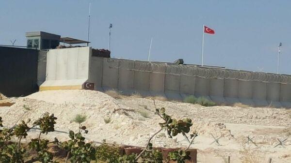 Армия САР взяла под контроль турецкий наблюдательный пункт в провинции Хама