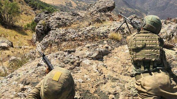 Турецкая военная операция Pençe-3 на севере Ирака. 24 августа 2019