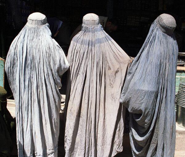 Бельгийская партия предложила законодательно запретить паранджу
