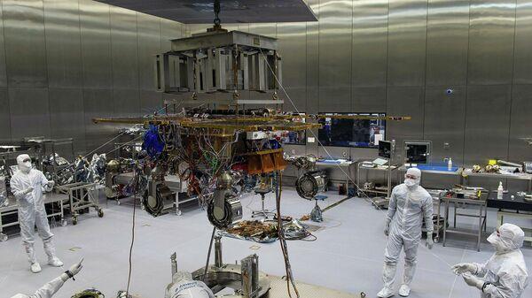 Ровер миссии ЭкзоМарс