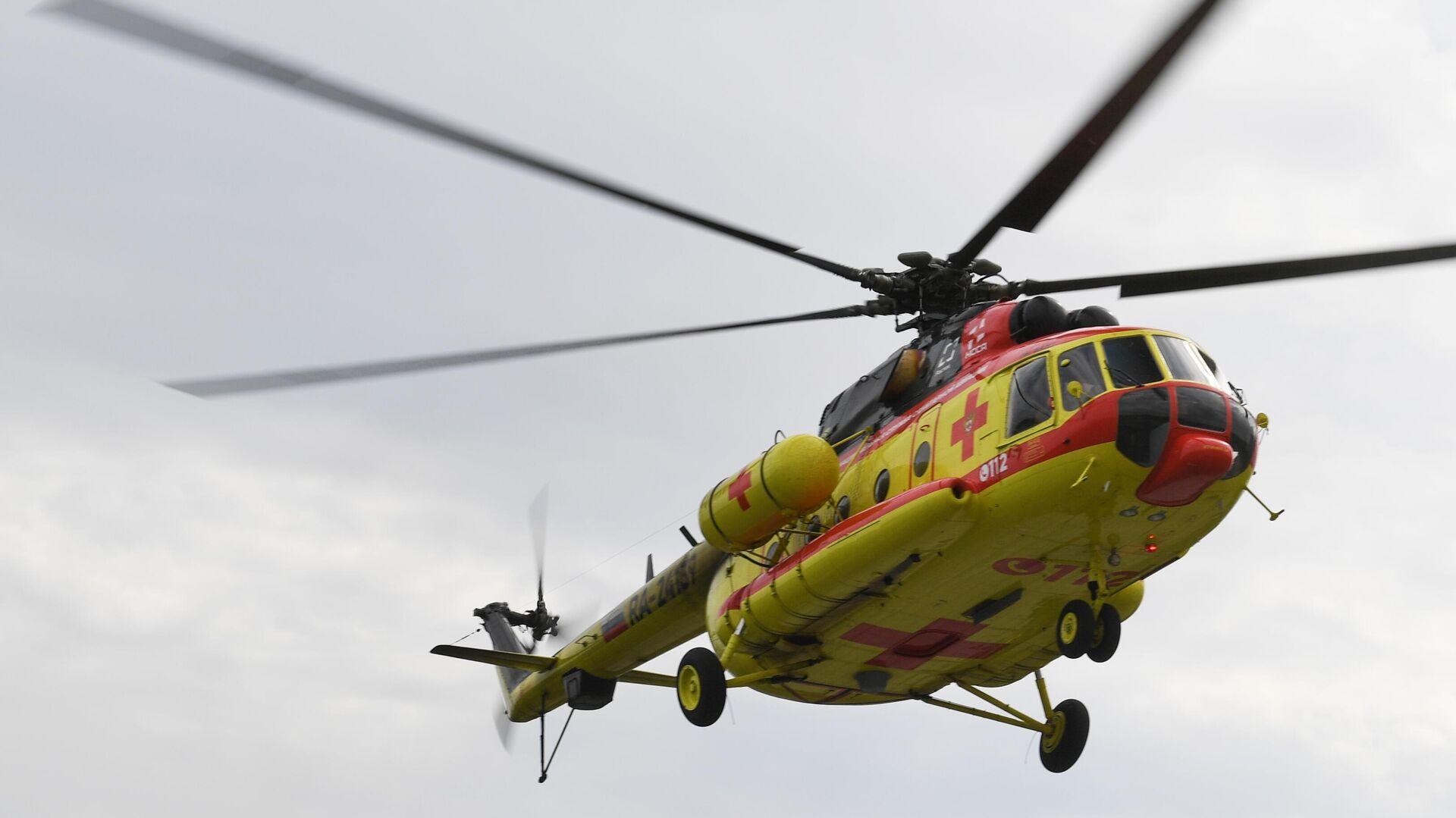 Пострадавших при ЧП на нефтяном месторождении в НАО доставили в больницу
