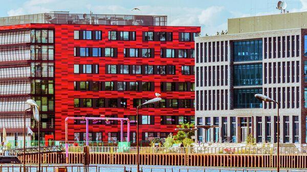 Штаб-квартира Coca-Cola в Берлине