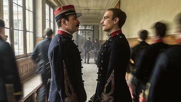 Кадр из фильма Офицер и шпион Романа Полански