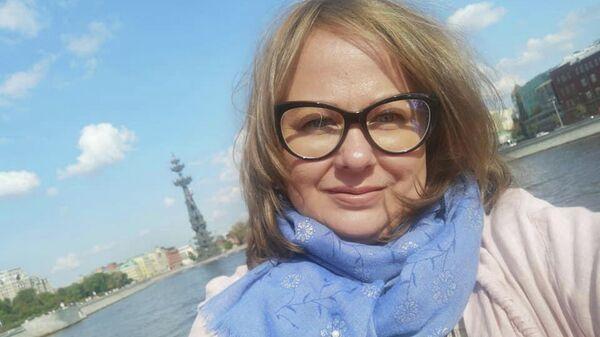 Наталья Граф, мать Евгения