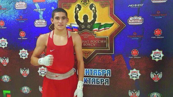 Альберт Батыргазиев