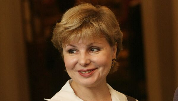 Генеральный директор музеев Московского Кремля Елена Гагарина. Архивное фото