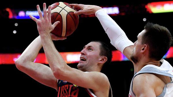Баскетбол. Чемпионат мира. Мужчины. Матч Польша - Россия