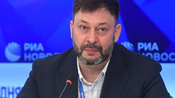 Руководитель портала РИА Новости Украина Кирилл Вышинский