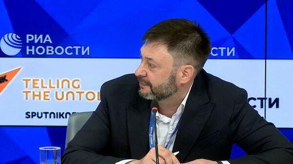 Вышинский рассказал об абсурдности дела против него