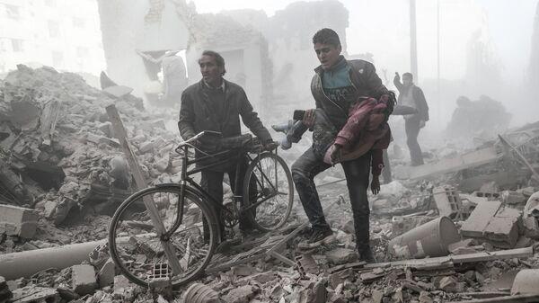 Самир Аль-Думи. От одного конфликта к другому. Cирия. Главные новости. Одиночная фотография, 1 место
