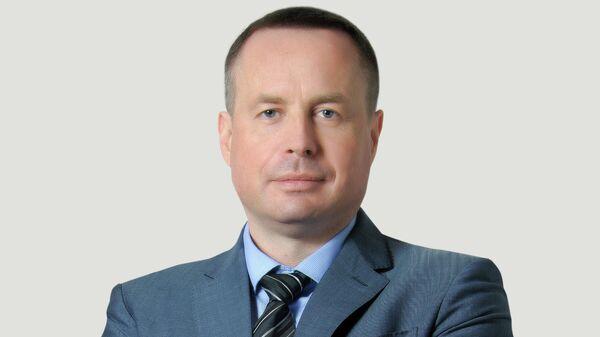 Генеральный директор концерна Автоматика Владимир Кабанов