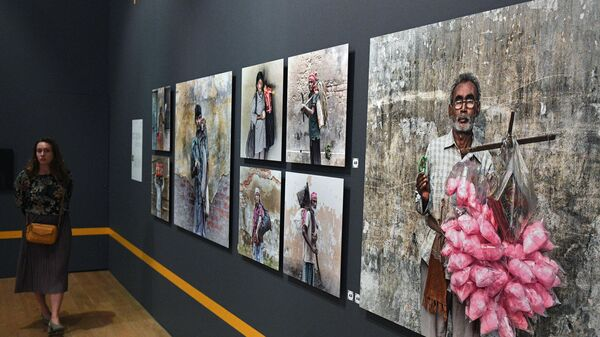 Выставка победителей Международного конкурса имени А. Стенина