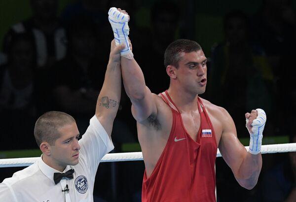 Олимпиада 2016. Бокс. Десятый день