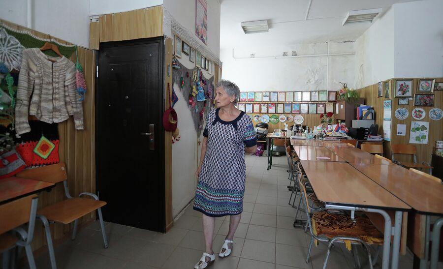 Жительница поселка рассказывает свою историю
