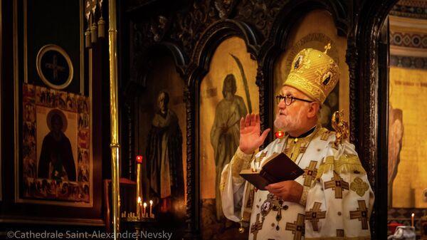 Архиепископ Хариупольский Иоанн Реннето