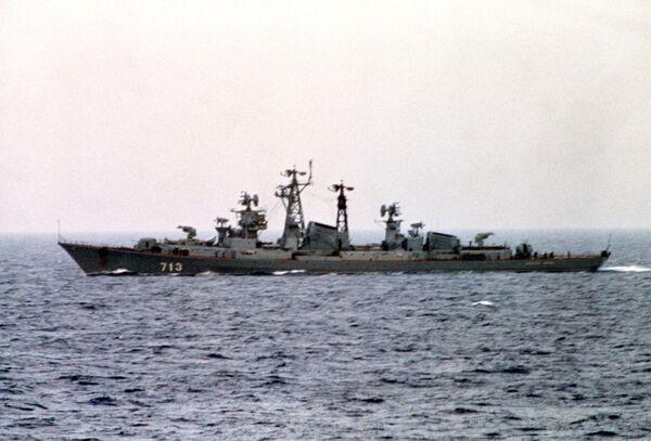 Большой противолодочный корабль проекта 61 Комсомолец Украины