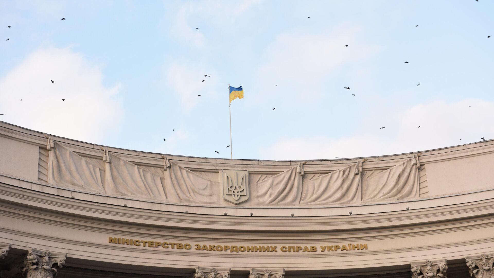 Здание министерства иностранных дел в Киеве - РИА Новости, 1920, 11.01.2021