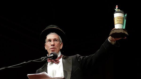 В США раздали Шнобелевские премии