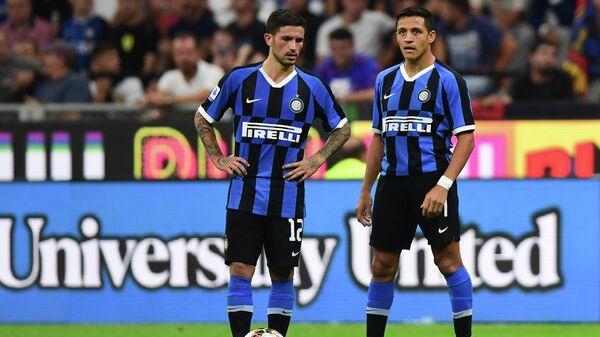 Футболисты Интера