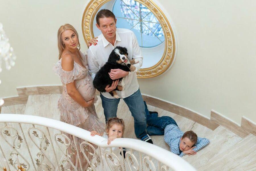 павел буре и его семья фото муж