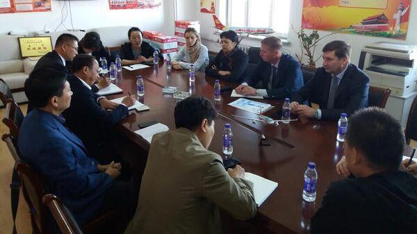 Омская область договорилась о взаимовыгодном сотрудничестве с Маньчжурией