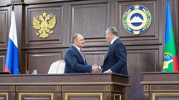 Темрезов прокомментировал выборы председателя парламента КЧР
