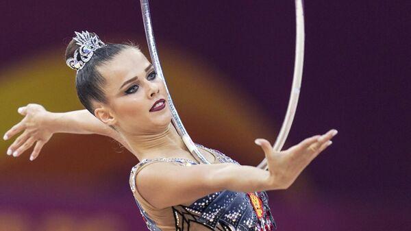 Художественная гимнастика. Чемпионат мира. Первый день