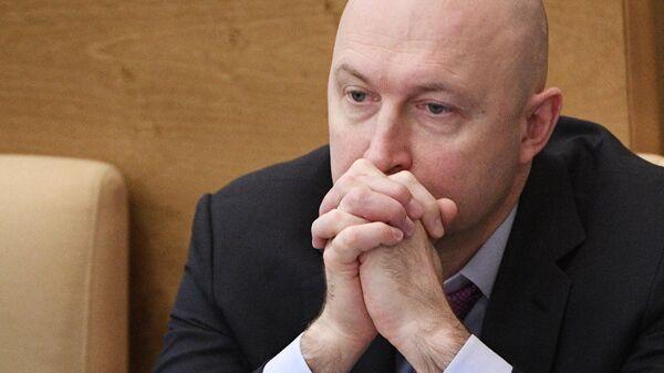 Депутат Госдумы Михаил Старшинов