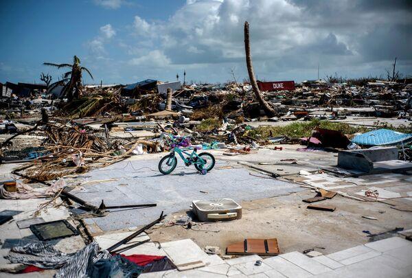 Последствия урагана Дориан в Абако, Багамские острова