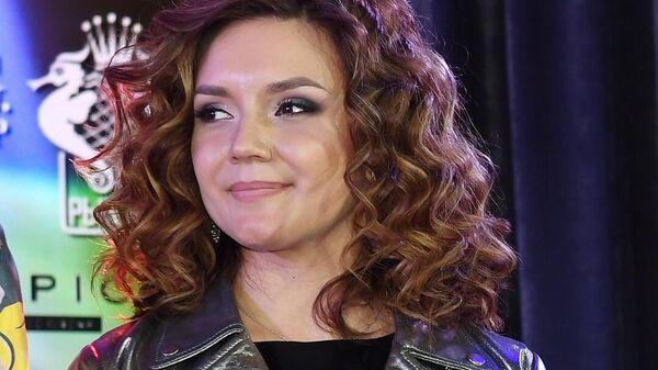 Актриса Дарья Егорова
