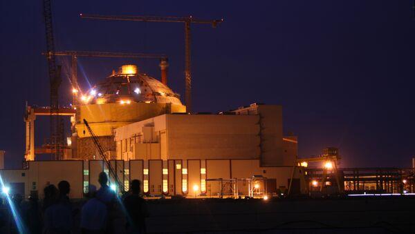 Строительство двух энергоблоков на АЭС Куданкулам в Индии. Архивное фото