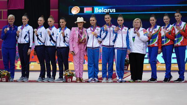 Художественная гимнастика. Чемпионат мира