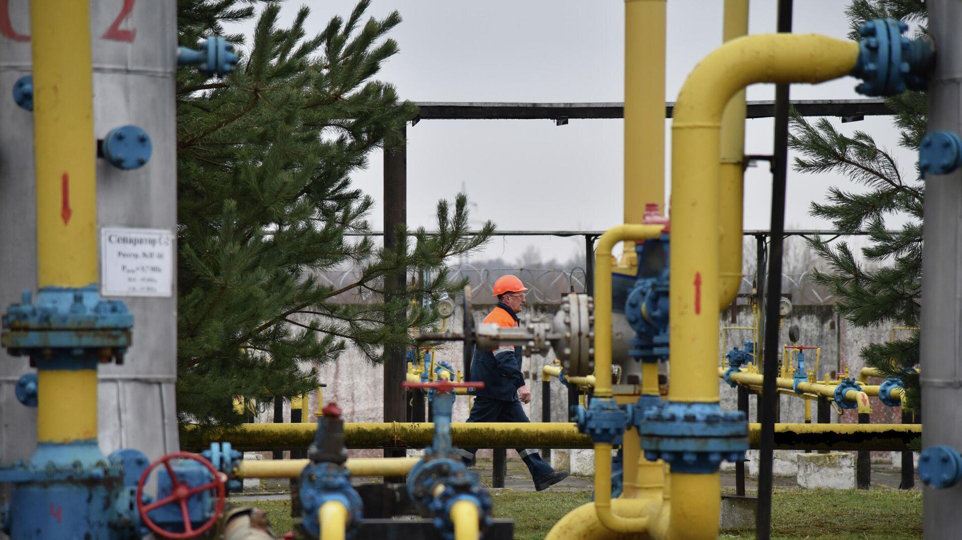 Украинский газ на сто миллиардов рублей оказался в залоге в России