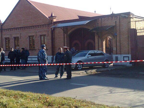 Продлен срок ареста обвиняемого в организации убийств во Владикавказе