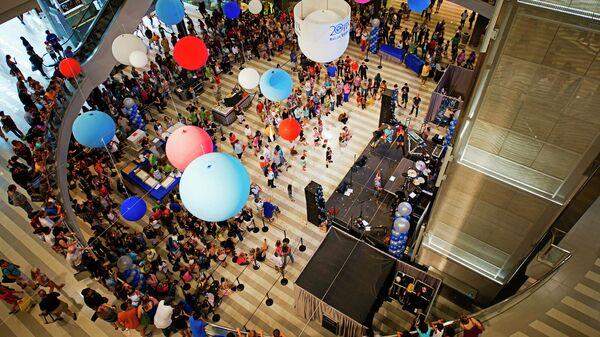 Торговый центр Mall of America в США