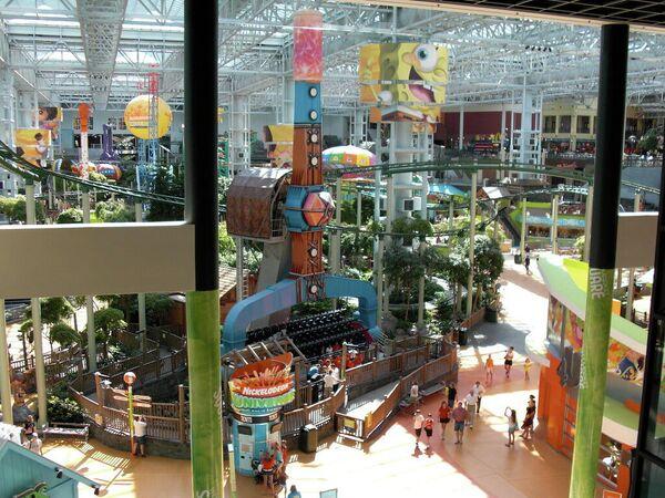 Торговый центр Mall of America