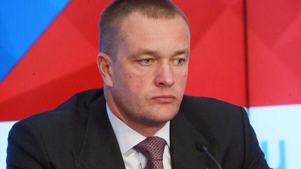 Президент и генеральный директор БК ЦСКА Андрей Ватутин