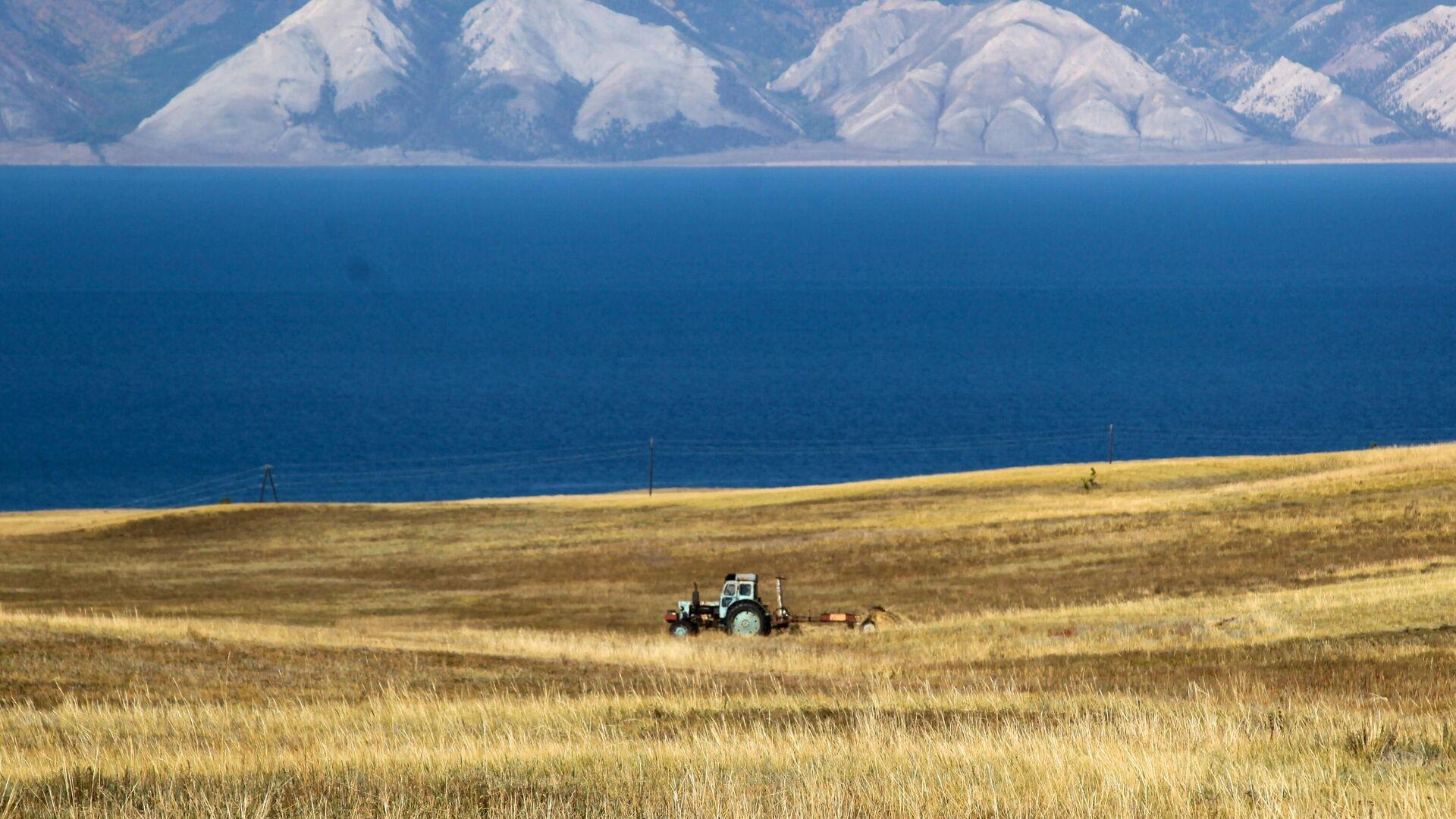 Остров Ольхон на озере Байкал в Иркутской области - РИА Новости, 1920, 22.09.2020