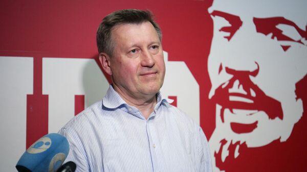 Мэр Новосибирска возглавил список КПРФ на выборах в заксобрание региона