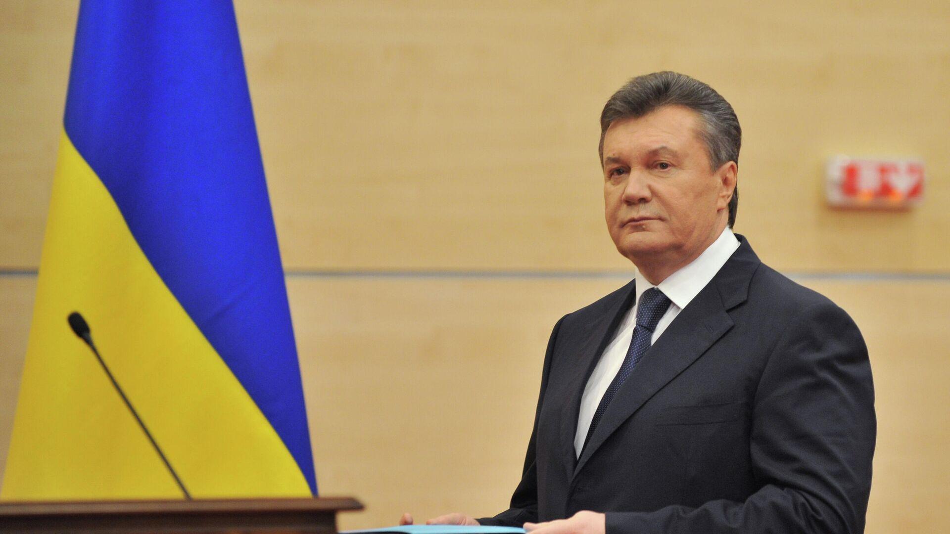 Виктор Янукович - РИА Новости, 1920, 02.08.2021