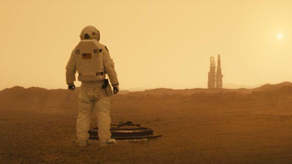 Кадр из фильма К звездам