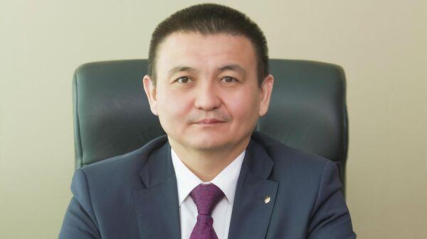 Председатель правления национальной горнорудной компании Тау-Кен Самрук Канат Кудайберген