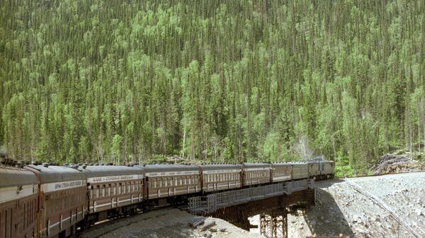 Байкало-Амурская магистраль. 1982 год