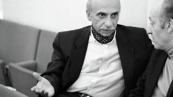 Композитор Гия Канчели
