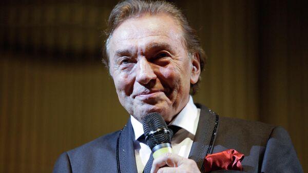 Концерт Карела Готта в Москве